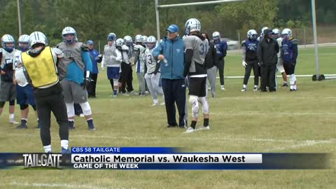 Week 9 Preview: Waukesha West Wolverines