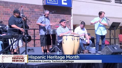 Waukesha County Technical College celebrates Hispanic Heritage...