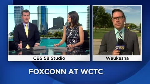 WCTC hosts two-day Foxconn product showcase