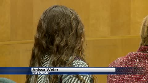 UPDATE: Anissa Weier sentenced to 25 years in mental hospital in Slender Man stabbing case