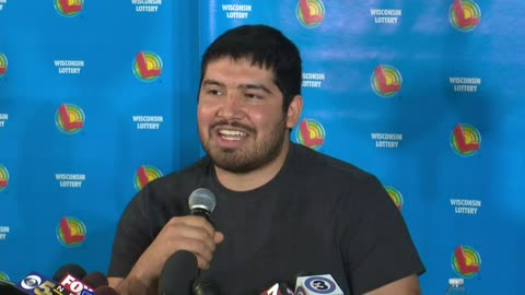 """ West Allis man wins $768M jackpot, residents and mayor react"
