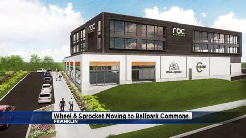 Wheel & Sprocket moving to Ballpark Commons