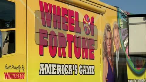 Want to be a contestant on the Wheel of Fortune? Here's what you need to know