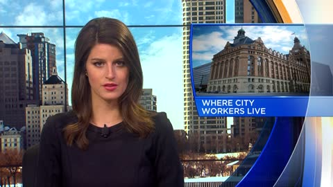 Report finds 20% of city workers live outside Milwaukee