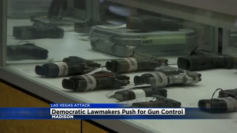 Wisconsin Democrats renew push for background checks, waiting period on gun sales