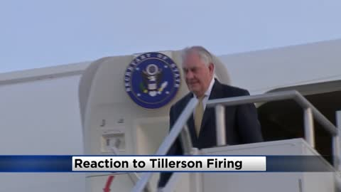 Wisconsin lawmakers react to Tillerson firing