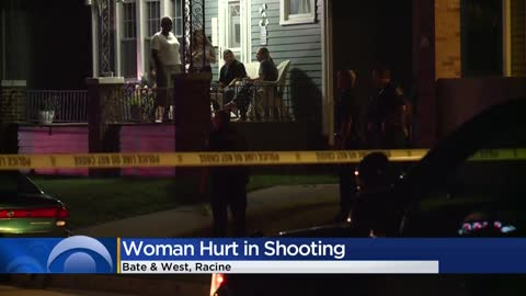 Man arrested, charged after woman shot near West Boulevard and...