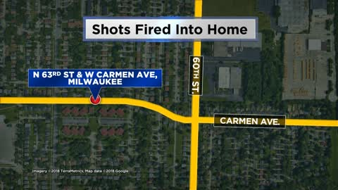 Shots fired into house near 63rd and Carmen injure 21-year-old woman