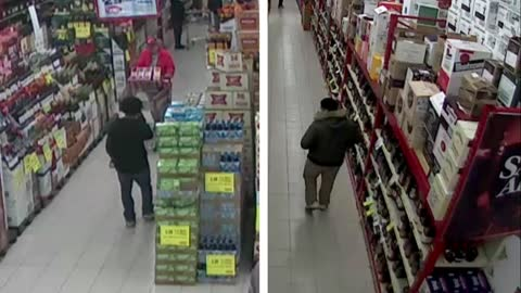 Police: New hires caught on camera stealing liquor from Menomonee Falls Woodman's