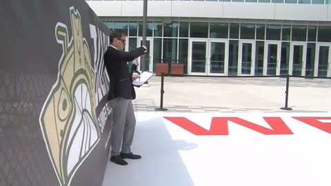 Bucks break record for largest welcome mat at Fiserv Forum opening