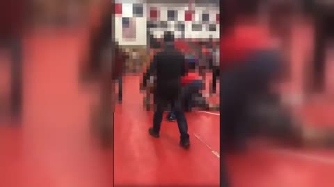 Parents could face charges after brawl at youth wrestling tournament