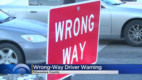 Milwaukee County judge has close call with wrong-way driver