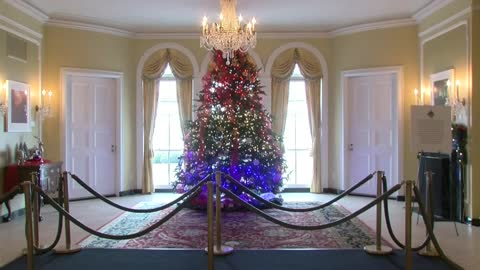 Evers family spends first Christmas at Wisconsin Governor's Mansion