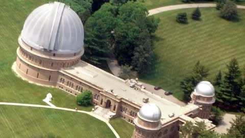 Yerkes Observatory in Williams Bay now closed