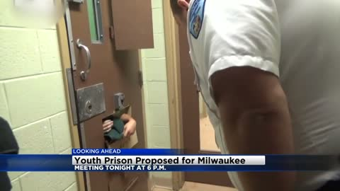 Public invited to meeting on proposed youth prison in Milwaukee