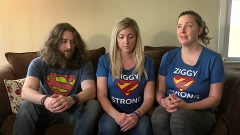"""This year has challenged us:"" Family remembers Ziggy on the one year anniversary of his death"