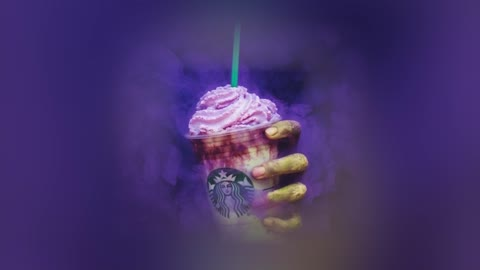 Now available: Starbucks serving up Zombie Frappuccino For Halloween