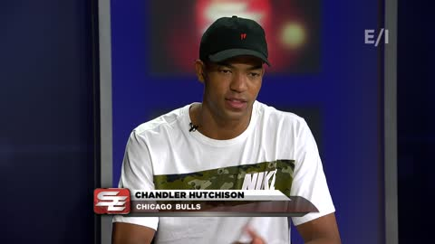 Sports Edition: Chicago Bulls Rookie Chandler Hutchison