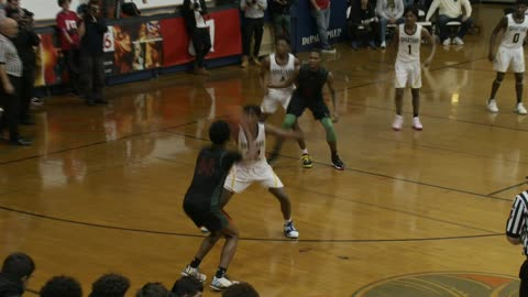 Highlights: Morgan Park vs Marian Catholic
