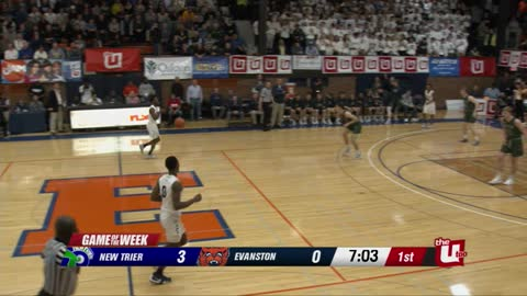 Game of the Week: Evanston vs. New Trier (Boys)
