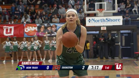 Game of the Week: Evanston vs. New Trier (Girls)
