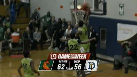 Highlights: Morgan Park vs. DePaul College Prep