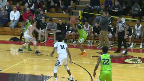 Highlights: Morgan Park vs. Fenwick 1/20/18