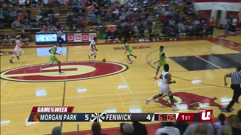 Game of the Week: Morgan Park vs. Fenwick 1/20/18