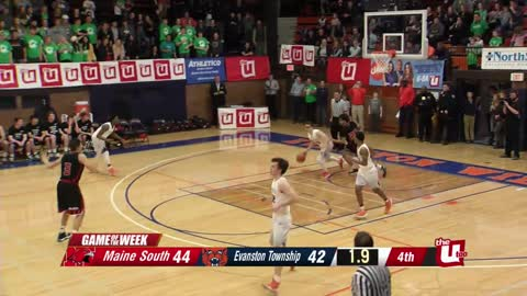 Evanston Township beats Maine South on epic buzzer beater