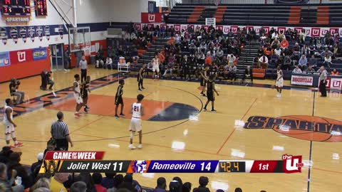 Game of the Week: Joliet West vs Romeoville