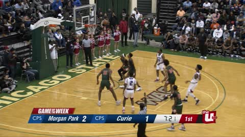 Game of the Week: CPS Boys Championship - Morgan Park vs Curie
