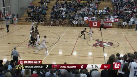 Game of the Week: Marian Catholic vs Benet Academy