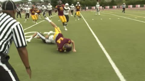Highlights: Mount Carmel vs. Loyola Academy 9/8/18