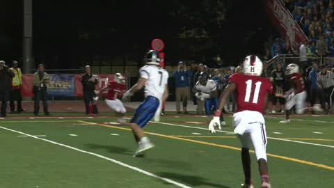 Highlights: Lincoln-Way East vs. Homewood-Flossmoor 9/29/17