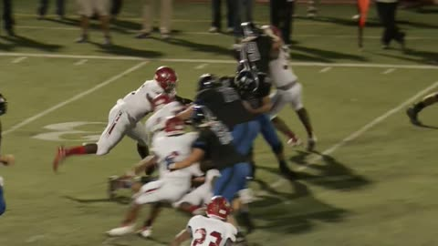 Highlights: Homewood-Flossmoor vs. Lincoln-Way East 9/28/18