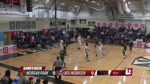 MLK Day City/Suburban Classic - Morgan Park vs. Bolingbrook