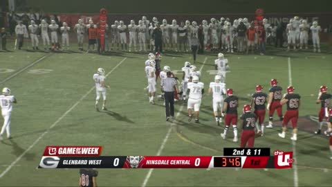 Game of the Week: Glenbard West vs. Hinsdale Central 10/5/18