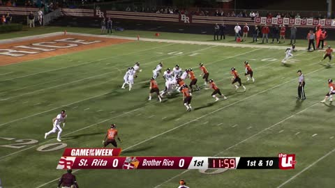 St Rita vs. Brother Rice 10/13/17