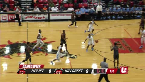 Proviso West Holiday Tournament: Uplift vs. Hillcrest
