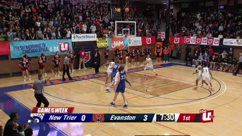 Game of the Week: Evanston vs. New Trier 2/16/18