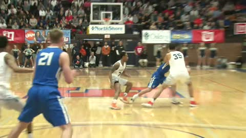 Highlights: Evanston vs. New Trier 2/16/18