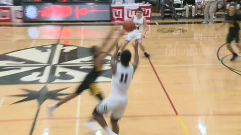 Highlights: MLK Day City/Suburban Classic - Simeon vs. Fenwick