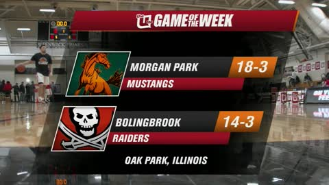 Game of the Week: MLK Tournament - Bolingbrook vs Morgan Park