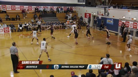 Game of the Week: Deerfield vs DePaul College Prep