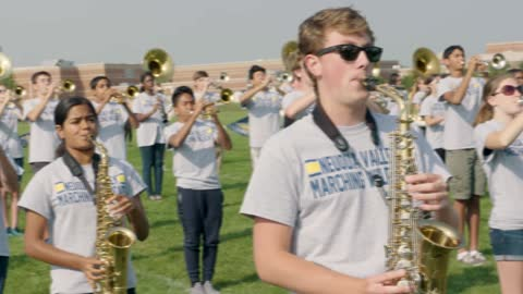 Neuqua Valley High School Marching Band