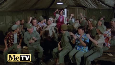 ''Gee Ma, I Wanna Go Home'' Performed by the Cast of M*A*S*H