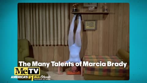 The Many Talents of Marcia Brady
