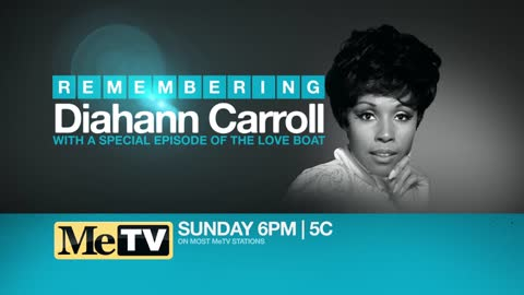 REMEMBERING DIAHANN CARROLL LOVE BOAT SUN10.13.19