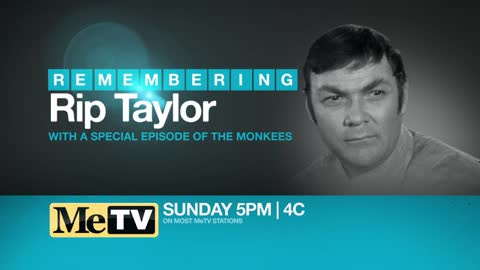 REMEMBERING RIP TAYLOR MONKEES SUN10.13.19