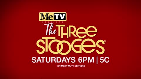 Watch The Three Stooges every Saturday starting June 1